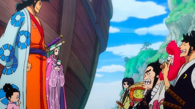 One Piece: Tại sao Kaido lại nói Wano đặc biệt? Đây có thể là 7 lý do khiến gã Tứ Hoàng đóng đô tại xứ sở này? - Ảnh 6.