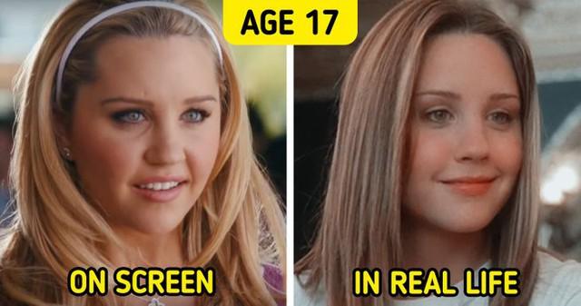Khi biết được tuổi thật của những diễn viên này so với vai diễn trên phim, bạn sẽ ngạc nhiên đấy! - Ảnh 6.