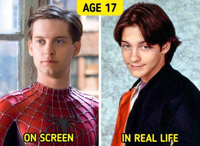 Khi biết được tuổi thật của những diễn viên này so với vai diễn trên phim, bạn sẽ ngạc nhiên đấy! - Ảnh 7.