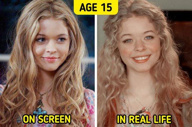 Khi biết được tuổi thật của những diễn viên này so với vai diễn trên phim, bạn sẽ ngạc nhiên đấy! - Ảnh 8.