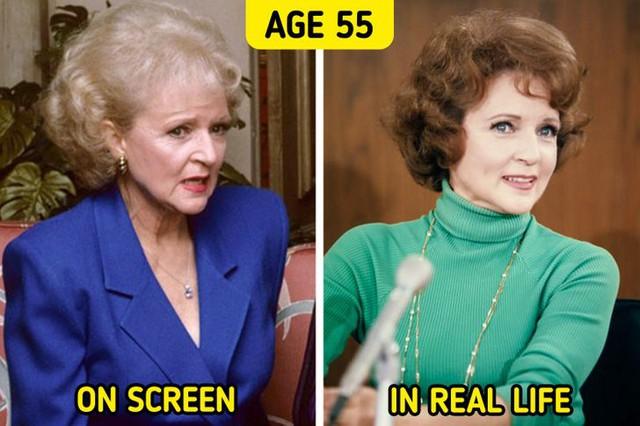 Khi biết được tuổi thật của những diễn viên này so với vai diễn trên phim, bạn sẽ ngạc nhiên đấy! - Ảnh 10.