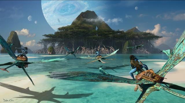 Phải chăng Avatar: Frontiers of Pandora là dấu hiệu tiếp nối thành công của James Camerons Avatar: The Game? - Ảnh 5.