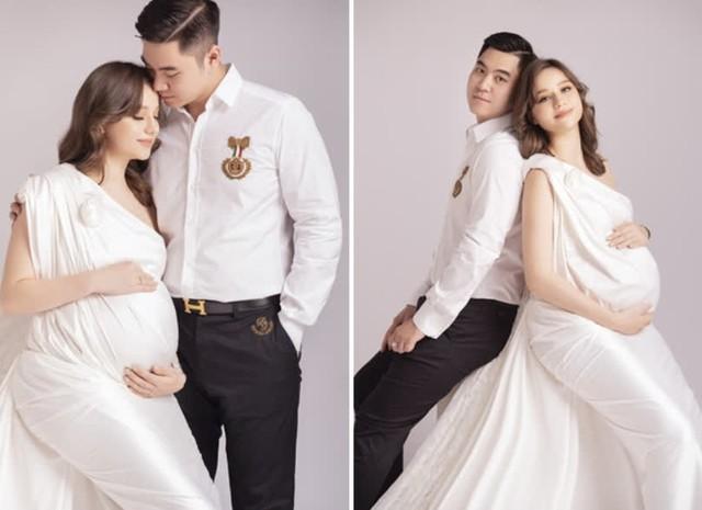 """Lấy chồng là CEO trong làng game Việt, mẫu Tây quyến rũ """"mình hạc xương mai"""" tăng gần 40kg - Ảnh 5."""