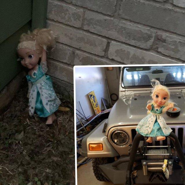 Những bí ẩn rùng rợn chưa có lời giải, án mạng trong ngôi nhà ma và búp bê Elsa hắc ám - Ảnh 2.
