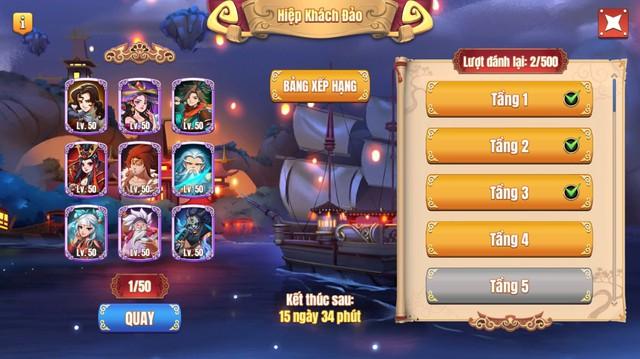 Mừng Big Update 5.0 - Phong Hỏa Liên Thành, Tân Minh Chủ tặng Giftcode siêu giá trị cho game thủ! - Ảnh 6.