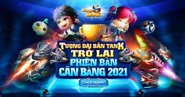 BangBang liên tục đổi mới, hướng tới sự cân bằng nhằm chiều lòng các game thủ - Ảnh 1.