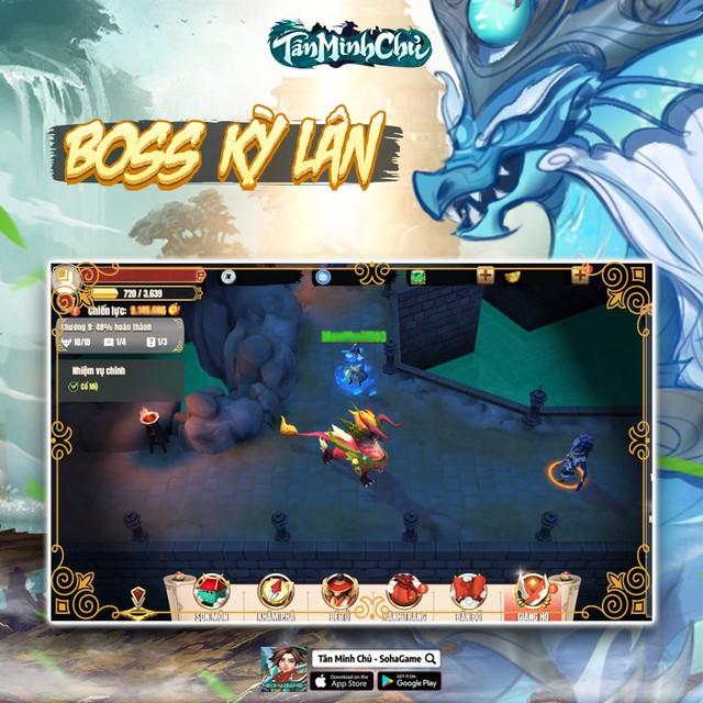 Mừng Big Update 5.0 - Phong Hỏa Liên Thành, Tân Minh Chủ tặng Giftcode siêu giá trị cho game thủ! - Ảnh 3.