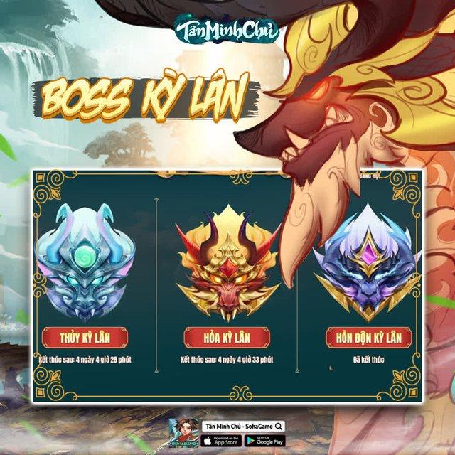 Mừng Big Update 5.0 - Phong Hỏa Liên Thành, Tân Minh Chủ tặng Giftcode siêu giá trị cho game thủ! - Ảnh 4.