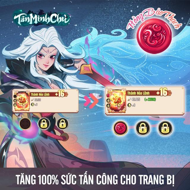 Mừng Big Update 5.0 - Phong Hỏa Liên Thành, Tân Minh Chủ tặng Giftcode siêu giá trị cho game thủ! - Ảnh 8.