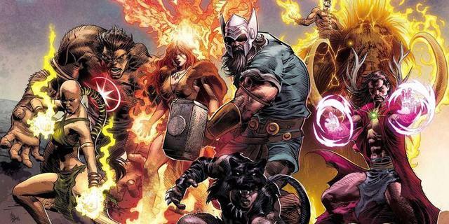 Top 10 nhân vật mới của nhà Marvel có tiềm năng góp mặt trong series Loki - Ảnh 7.