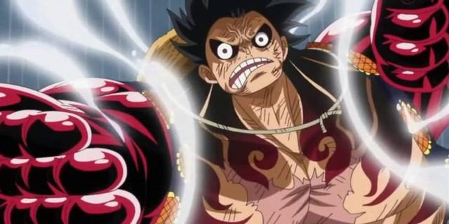 One Piece: 10 cột mốc về thành tích sử dụng Haki đáng kinh ngạc của Luffy, đúng là đi một ngày đàng học một sàng khôn - Ảnh 4.