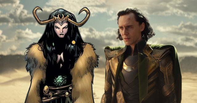 Biến thể của Loki là ai mà xỏ mũi được cả vị thần lừa lọc, 1 tay khuấy đảo đa vũ trụ Marvel? - Ảnh 2.