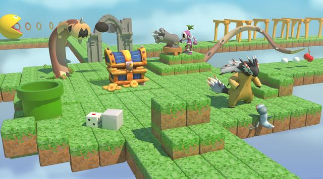 Mảnh đất ảo trong game được bán với giá hơn 21 tỷ đồng - Ảnh 1.