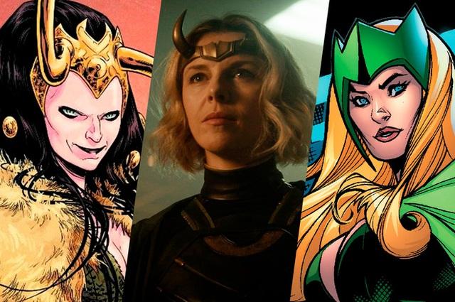 Biến thể của Loki là ai mà xỏ mũi được cả vị thần lừa lọc, 1 tay khuấy đảo đa vũ trụ Marvel? - Ảnh 4.