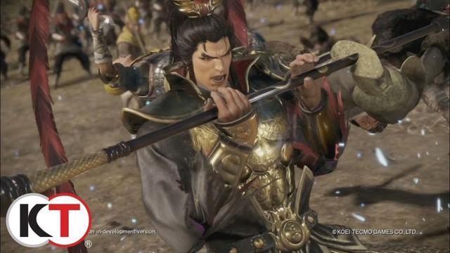 Top 10 võ tướng nổi tiếng và đáng sợ nhất trong lịch sử Tam Quốc - Ảnh 4.