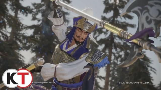 Top 10 võ tướng nổi tiếng và đáng sợ nhất trong lịch sử Tam Quốc - Ảnh 5.