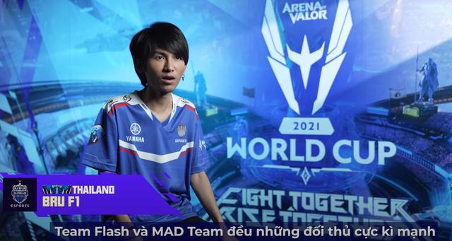 """Các đối thủ quốc tế dè chừng trước đại diện Việt Nam ở AWC 2021, đương kim Á quân tuyên bố muốn """"tính sổ"""" với ADC - Ảnh 7."""
