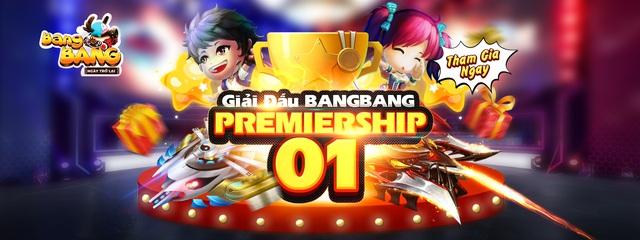 BangBang trở lại mạnh mẽ với giải đấu online BangBang Premiership 1 - Ảnh 1.
