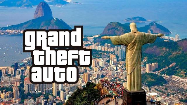 Lộ diên bản đồ được cho là của GTA 6, tái hiện lại toàn bộ thành phố Rio de Janeiro, Brazil - Ảnh 1.