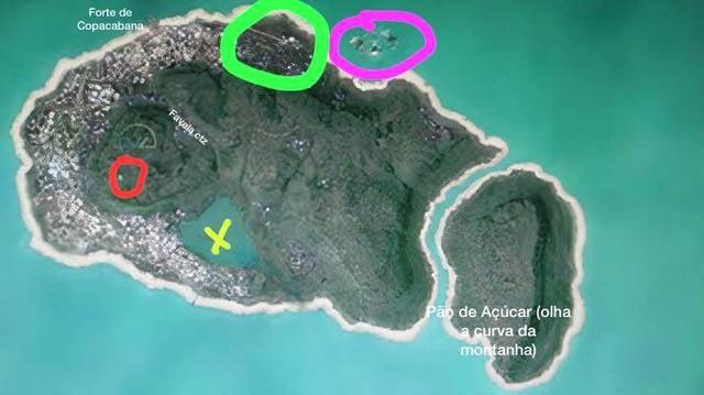 Lộ diên bản đồ được cho là của GTA 6, tái hiện lại toàn bộ thành phố Rio de Janeiro, Brazil - Ảnh 2.