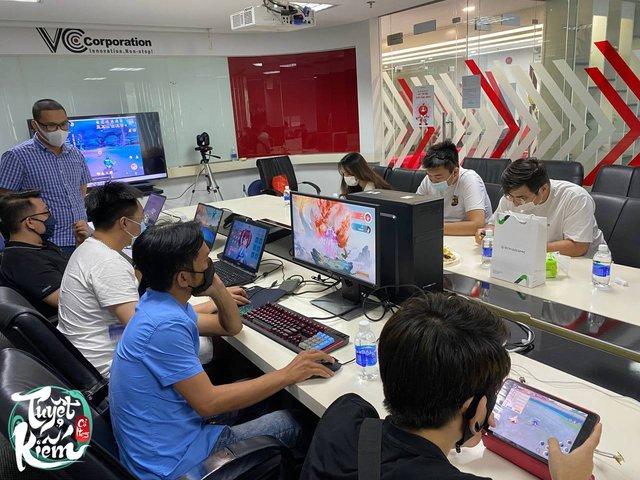 Là thương vụ bạc tỷ, Tuyệt Kiếm Cổ Phong tỏ rõ tham vọng thống trị thị trường game mobile Việt 2021 - Ảnh 14.