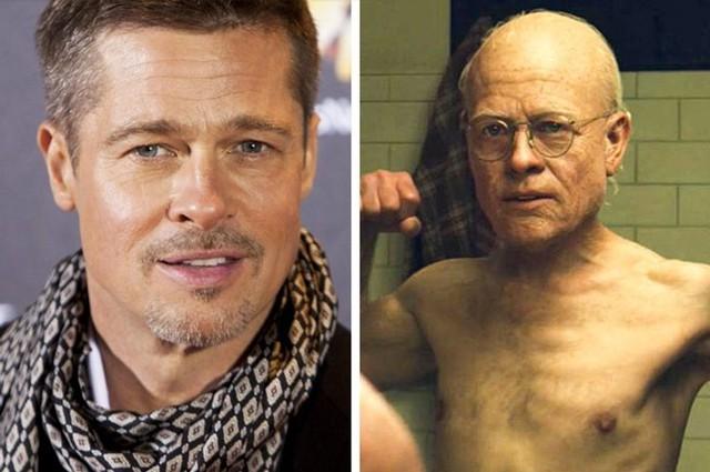 24 lần sao Hollywood tự hủy nhan sắc để đóng phim: cạo trọc, giảm cân, nghiện ngập,... đều dám cả - Ảnh 10.