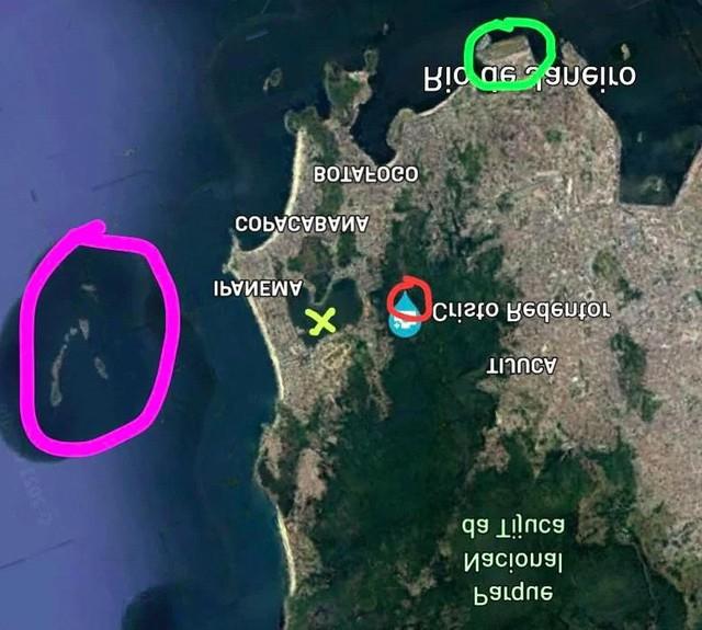 Lộ diên bản đồ được cho là của GTA 6, tái hiện lại toàn bộ thành phố Rio de Janeiro, Brazil - Ảnh 3.