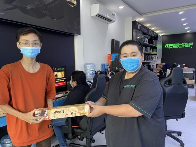 E-DRA lần đầu ra mắt màn hình gaming xịn sò, cả Nam - Bắc có 15 game thủ may mắn - Ảnh 3.