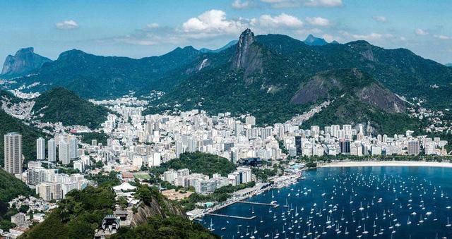 Lộ diên bản đồ được cho là của GTA 6, tái hiện lại toàn bộ thành phố Rio de Janeiro, Brazil - Ảnh 4.