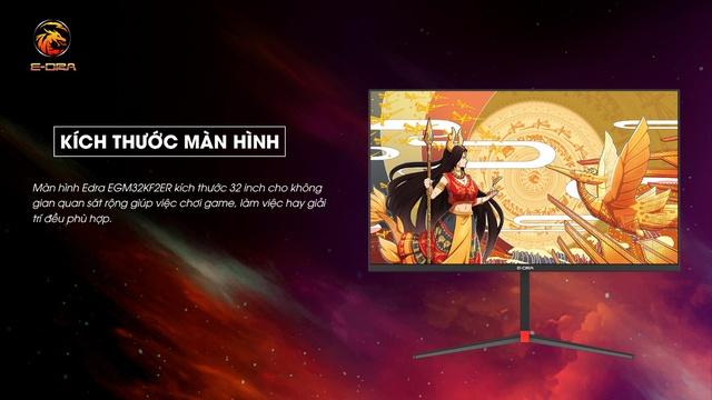 E-DRA lần đầu ra mắt màn hình gaming xịn sò, cả Nam - Bắc có 15 game thủ may mắn - Ảnh 5.