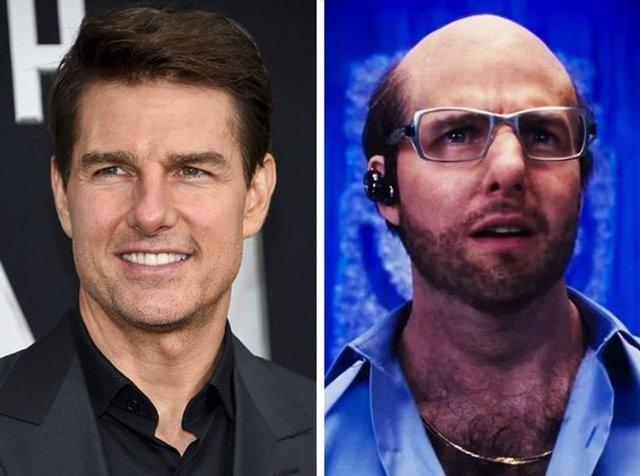 24 lần sao Hollywood tự hủy nhan sắc để đóng phim: cạo trọc, giảm cân, nghiện ngập,... đều dám cả - Ảnh 11.