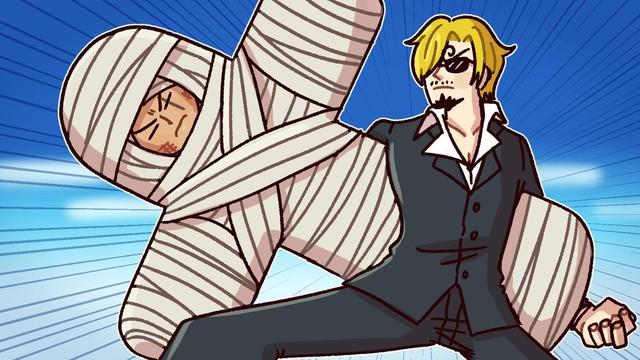 Phấn khích trước cảnh Sanji tấn công Queen, nhiều fan One Piece gọi đây là tóc vàng đại chiến - Ảnh 2.
