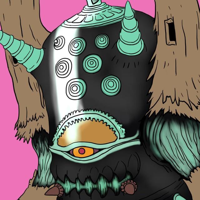 Tuổi thơ ùa về với bộ tranh vẽ Ô Rô Ku, thách bạn nhớ hết tên những quái vật này - Ảnh 17.