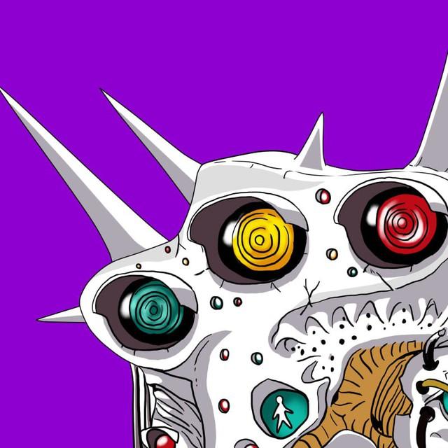 Tuổi thơ ùa về với bộ tranh vẽ Ô Rô Ku, thách bạn nhớ hết tên những quái vật này - Ảnh 11.