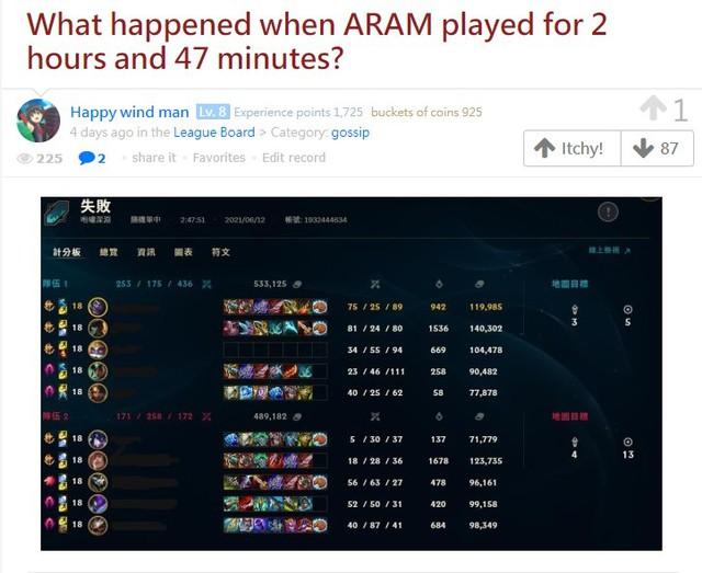 LMHT: Kỷ lục về trận ARAM dài nhất lịch sử đã được xác lập với thời gian thi đấu là 2 tiếng 47 phút - Ảnh 9.