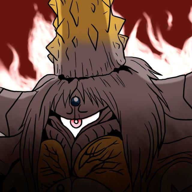 Tuổi thơ ùa về với bộ tranh vẽ Ô Rô Ku, thách bạn nhớ hết tên những quái vật này - Ảnh 2.