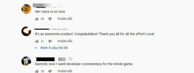 Game thủ quốc tế mê mẩn đến phát cuồng với chất giọng ngọt ngào, quyến rũ từ tựa game của Việt Nam - Ảnh 3.