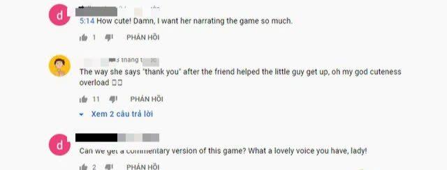 Game thủ quốc tế mê mẩn đến phát cuồng với chất giọng ngọt ngào, quyến rũ từ tựa game của Việt Nam - Ảnh 4.
