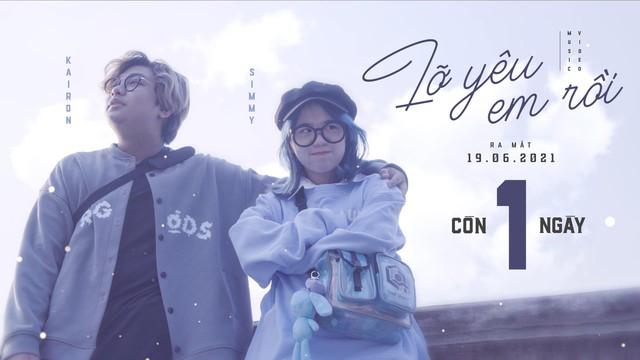 """Kỷ niệm tình yêu với streamer Simmy, """"chàng phi công"""" phủ sóng """"cẩu lương"""": tự sáng tác nhạc, làm MV tặng bạn gái! - Ảnh 3."""
