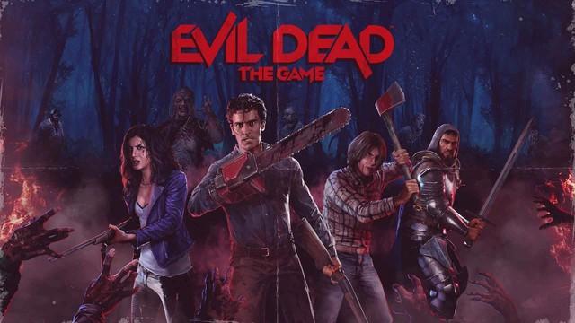 Xuất hiện tựa game kinh dị sinh tồn Evil Dead hay không kém gì Friday the 13th - Ảnh 1.