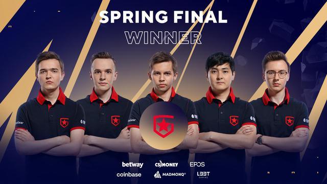 CS:GO - Đánh bại Na`vi, Gambit tiếp tục khẳng định vị trí ông vua nền CS chuyên nghiệp với chức vô địch thứ 3 trong năm - Ảnh 1.