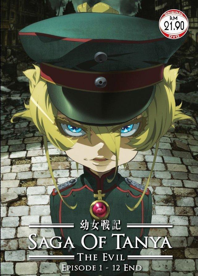Siêu phẩm anime đình đám Youjo Senki tung trailer cực chất, xác nhận ra mắt season 2 sau 4 năm vắng bóng - Ảnh 3.