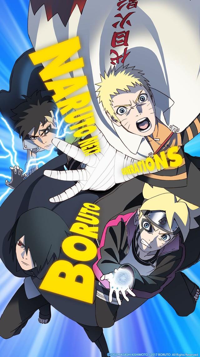Anime Boruto tung visual cực chất về arc Otsutsuki Thức Tỉnh, các fan chuẩn bị được xem cảnh Sasuke bị đâm chột mắt - Ảnh 1.