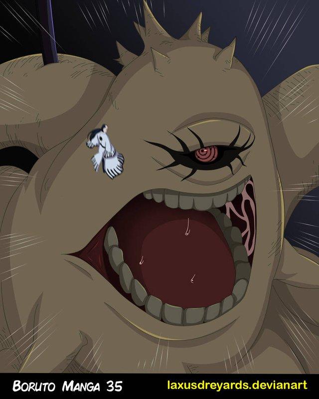 Boruto: Không còn Cửu Vĩ Kurama, Naruto vẫn có thể mạnh hơn khi trở thành Jinchuriki của Thập Vĩ? - Ảnh 2.