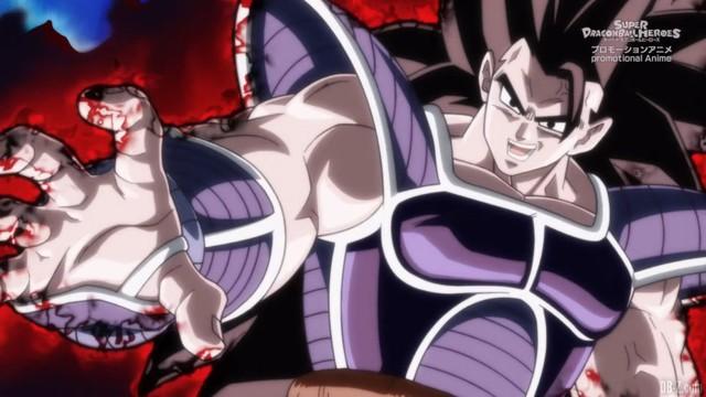 Vượt qua Goku, Vegeta thức tỉnh một trạng thái mới mang thương hiệu của riêng mình trong Dragon Ball Super Heroes - Ảnh 3.