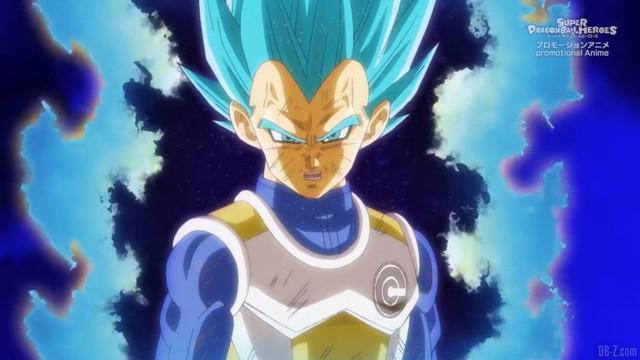 Vượt qua Goku, Vegeta thức tỉnh một trạng thái mới mang thương hiệu của riêng mình trong Dragon Ball Super Heroes - Ảnh 4.