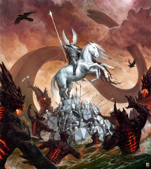 Ragnarok – Trận chiến tận thế trong thần thoại Bắc Âu diễn ra như thế nào? - Ảnh 3.