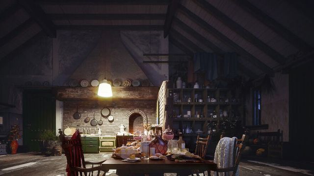Các cảnh phim nổi tiếng của Studio Ghibli trông như thế nào ngoài đời thực? - Ảnh 5.
