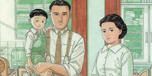 7 manga lọt tên vào danh sách đề cử Giải thưởng Truyện tranh Einsner - Ảnh 5.