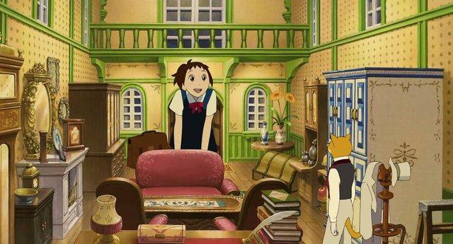 Các cảnh phim nổi tiếng của Studio Ghibli trông như thế nào ngoài đời thực? - Ảnh 8.